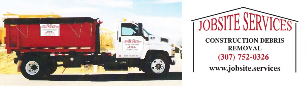 Job Site Services of Sheridan Wyoming - Construction Dumpster Rentals & Water Trucks for rent